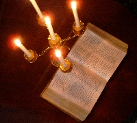 bible_and_candles